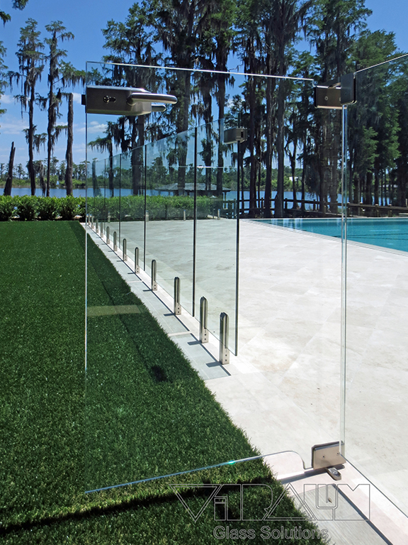 Glass Pool Fence frameless shower enclosures orlando, bathroom shower doors, shower